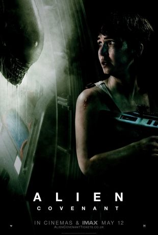 Alien: Covenant (BRRip 1080p Dual Latino / Ingles) (2017)