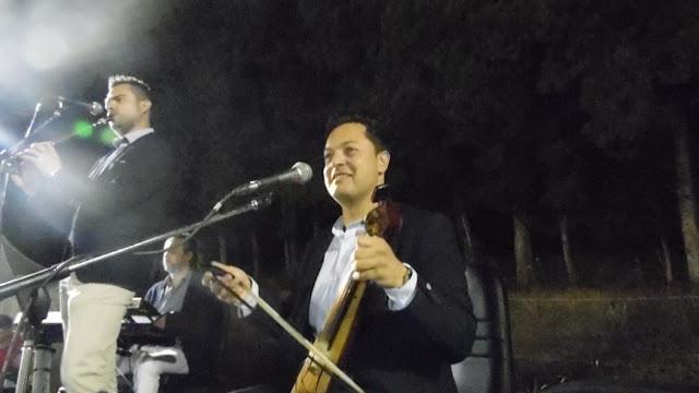 Πανέμορφη εκδήλωση με Ποντιακά και δημοτικά τραγούδια στον Τριπόταμο Ημαθίας