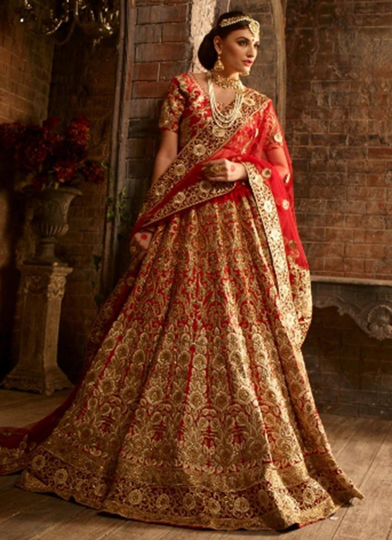 To Buy These Marvelous Designs Of Bridal Lehengas Just Visit Indiansareestore