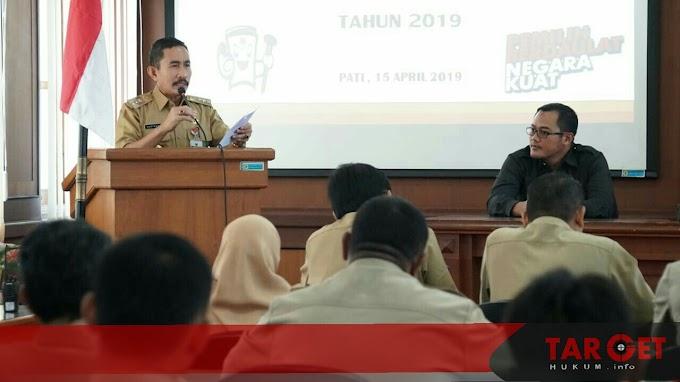 Bupati Haryanto ; Kejadian Tak Terduga Jelang Pemilu Perlu Diantisipasi