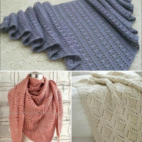Free Crochet Shawl Pattern Charts