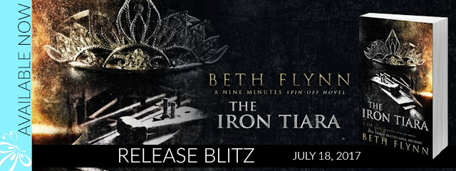 #RELEASE BLITZ THE IRON TIARA by BETH FLYNN #mcromance #favoriteauthor @AuthorBethFlynn @socialbutterflypr
