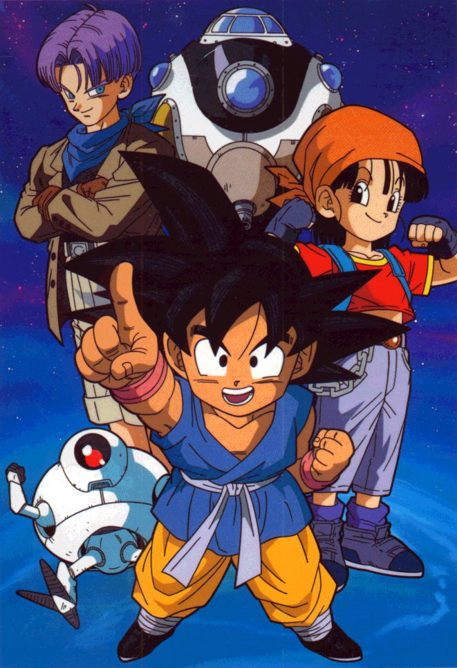 Dragon Ball GT |64/64| |Latino| |Mega|