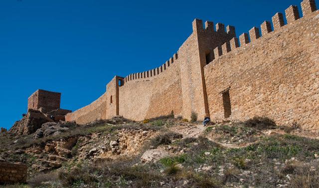 Albarracín pueblo medieval