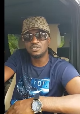 Don't ever go to the public to solve a private matter, it will only get worse- Paul Okoye