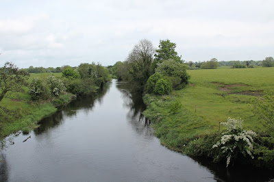 River Liffey from the canal