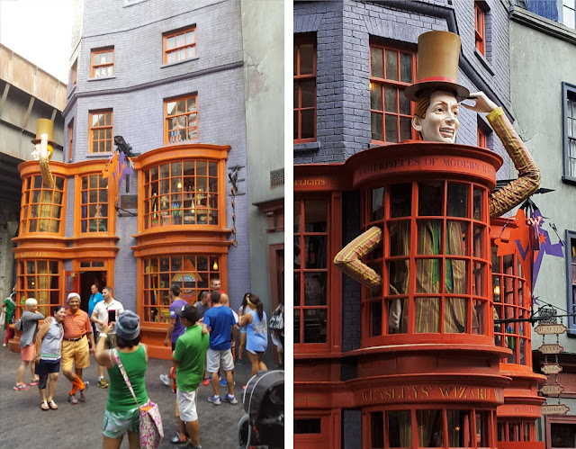 Florida | The Wizarding World of Harry Potter, Weasleys Wizard Wheezes