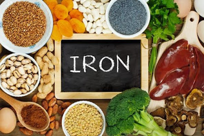 Hallo Ladies! Did You Take Iron Today?