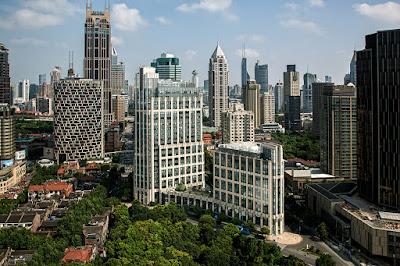 領展房產基金 823 上海企業天地