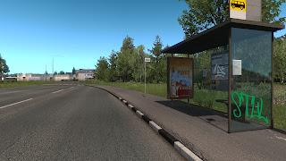 ets 2 real advertisements v1.3 screenshots, finland 4
