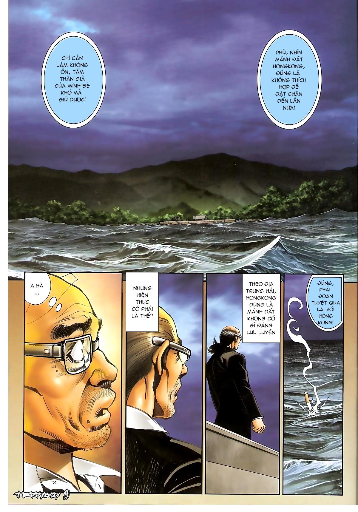 Người Trong Giang Hồ - Chapter 1318: Một mình gánh chịu - Pic 8