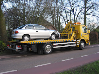 SAFE VEHICLE TOWING AND RECOVERY PROCESS