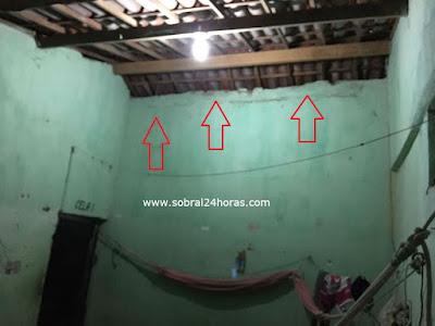 Estrutura da cadeia de Varjota facilita fugas de presos.