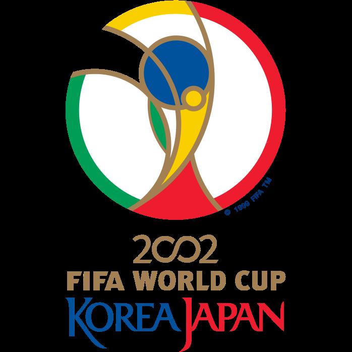 Logo Piala Dunia FIFA Tahun 2002 Korea Jepang