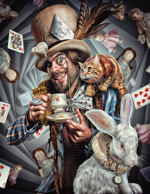 Green Pear Diaries, fotografía, Lee Howell, The Mad Hatter