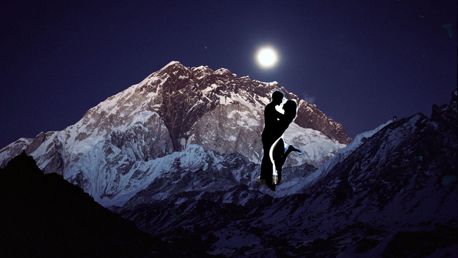 La Mitad Del Camino...: 'La Montaña Del Amor