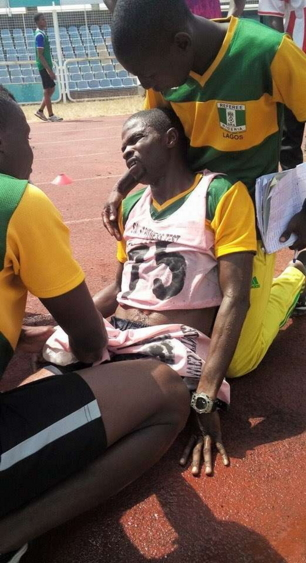 nigerian referee died ibadan