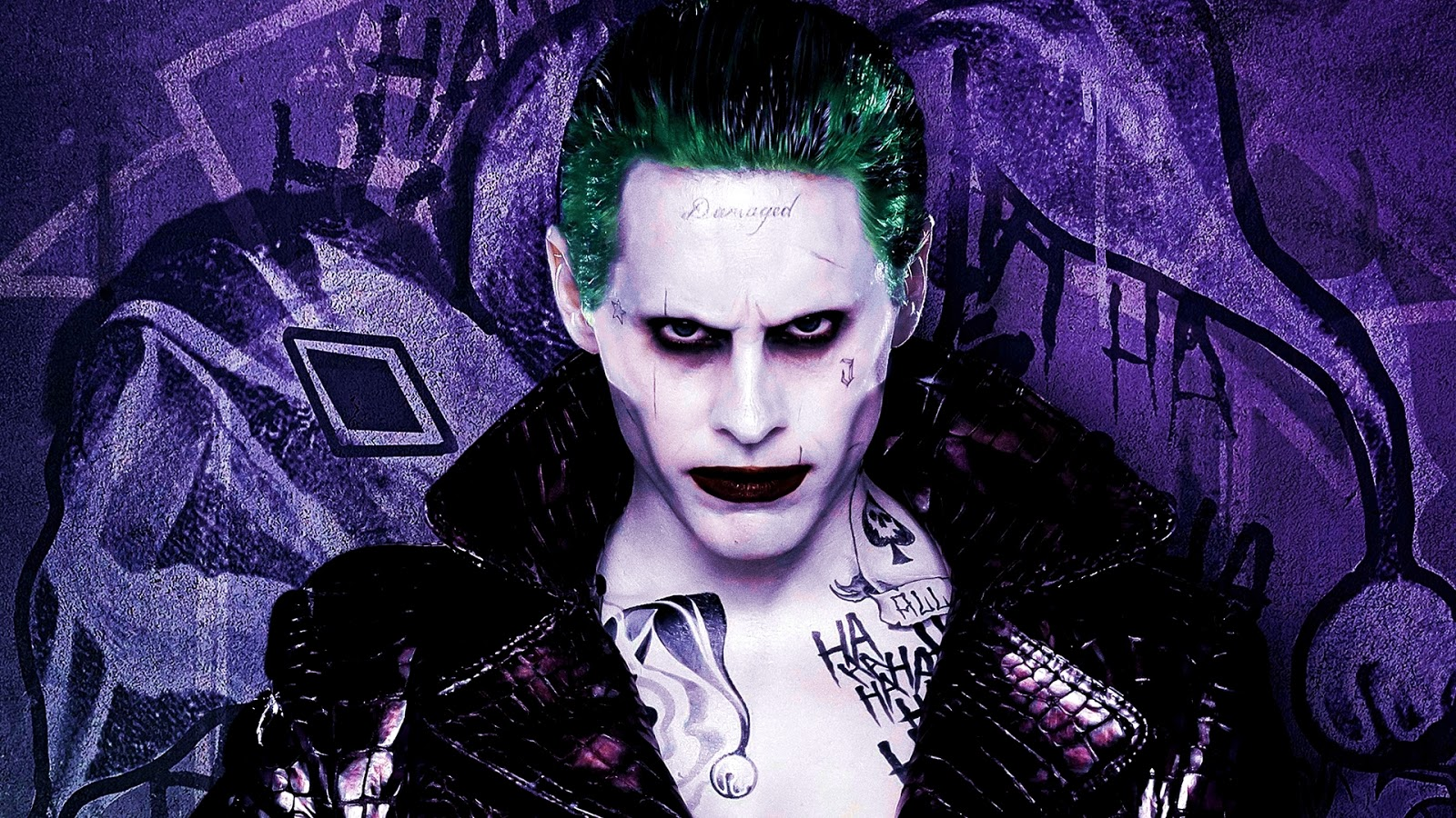 Suicide Squad - The Joker - Jared Leto - 1920x1080 Wallpapers - Full