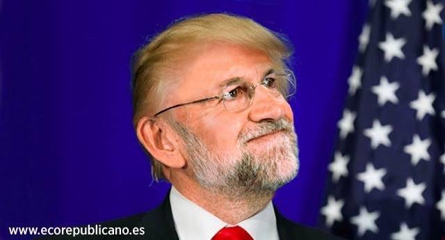 Trump hablará este martes por teléfono con Rajoy