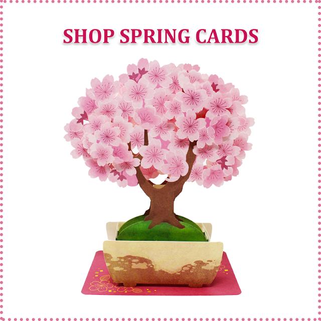 SHOP Spring Cards