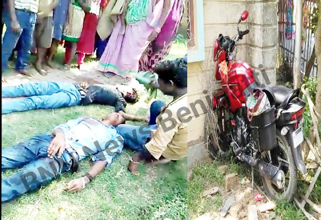 तेज रफ्तार बाइक ने दीवार में मारी टक्कर, एक की मौत