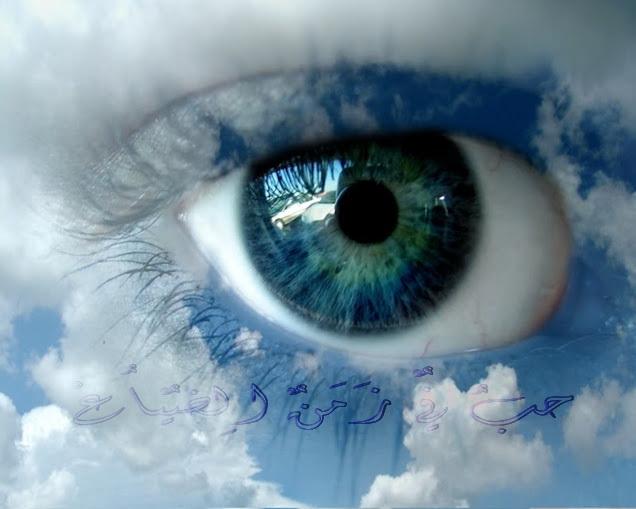 Eye In The Sky Quotes: حبُ فيٌ زَمَنٌ'الِضيٌاُعْ