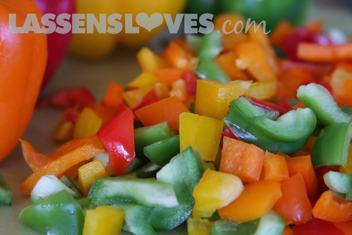 lassensloves.com, Lassen's, Lassens, Salmon+Recipe, Salmon+Peppers+Recipe