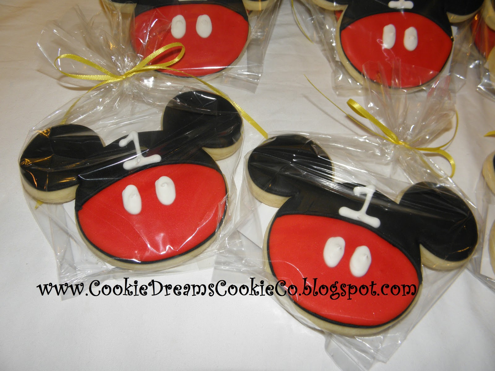 Cookie Dreams Cookie Co November 2011