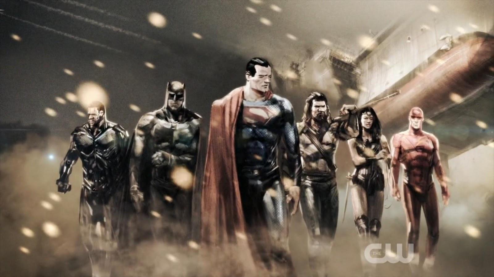 Justice League Full HD Wallpapers - HD Wallpaper 2017