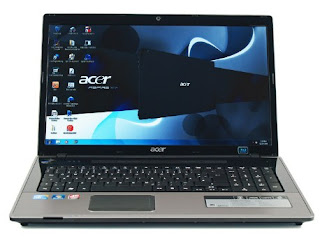 Acer Aspire 7745G Latest Drivers for Windows 7 64-bit