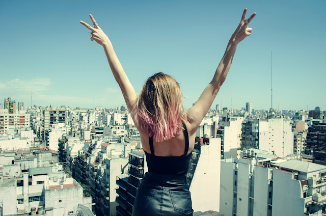 Inspiração | Seja destemido e livre
