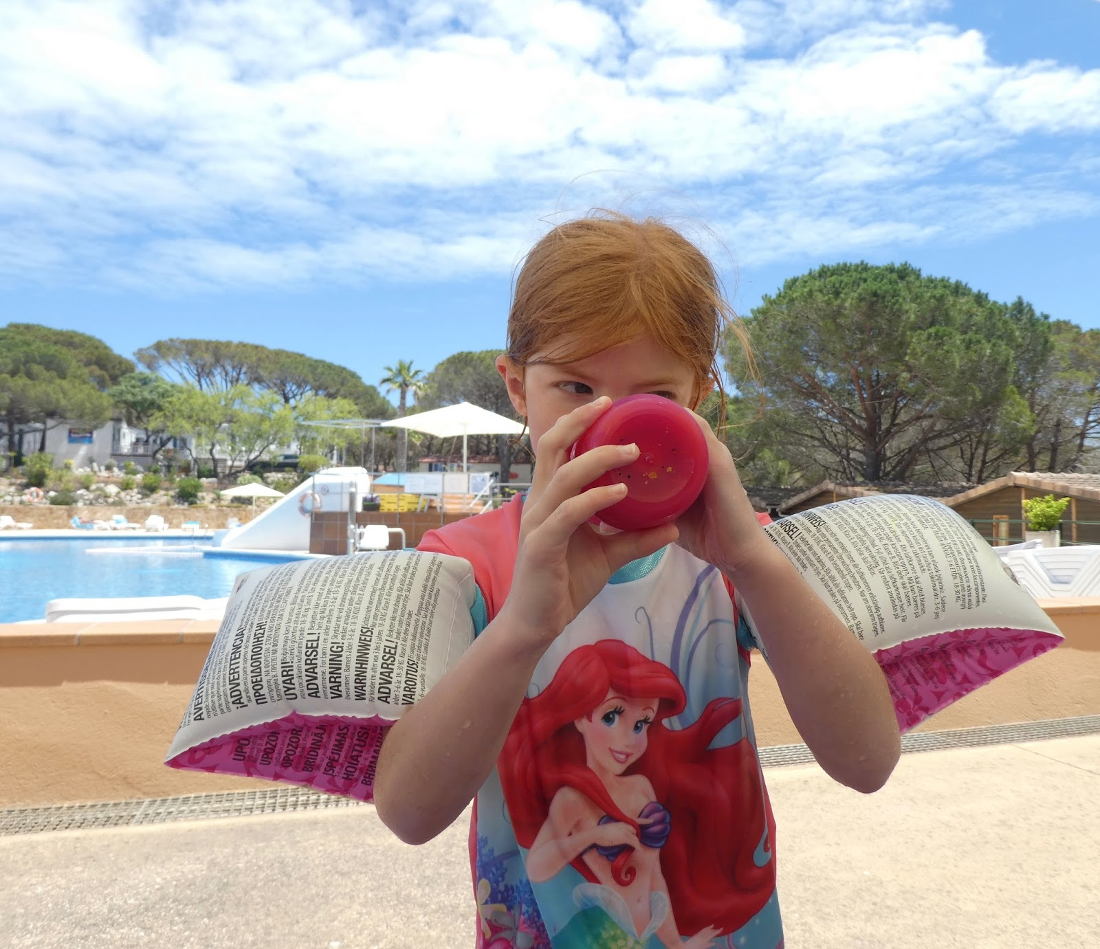 Camping La Siesta, Calella de Palafrugell, Costa Brava - a review - swimming pool