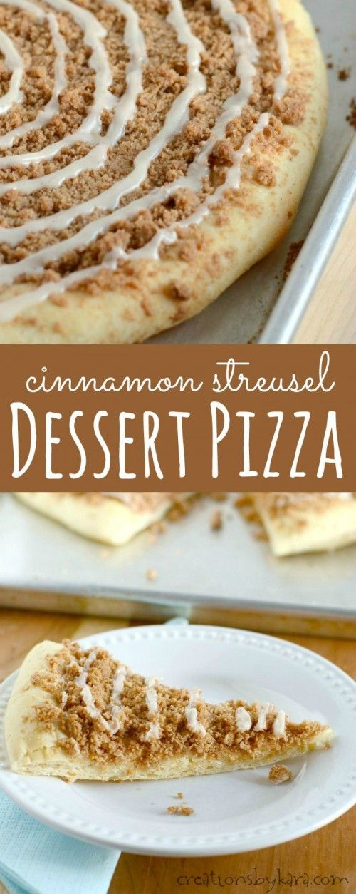 ★★★★☆ 7561 ratings | Cinnamon Crumb Dessert Pizza #HEALTHYFOOD #EASYRECIPES #DINNER #LAUCH #DELICIOUS #EASY #HOLIDAYS #RECIPE #Cinnamon #Crumb #Dessert #Pizza
