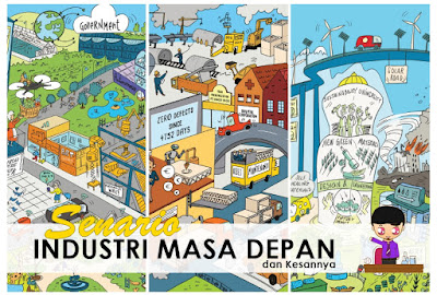Senario Industri dan Kerja Masa Akan Datang : Bersediakah Kita?