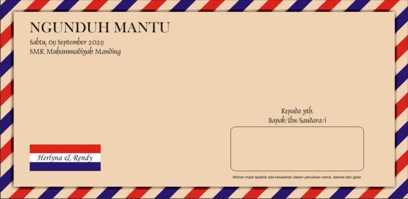free download undangan amplop harga template undangan amplop