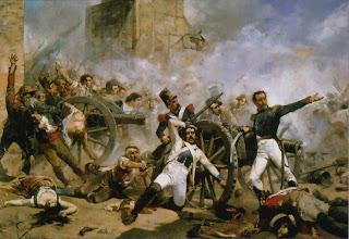 Defensa Madrid Napoleon