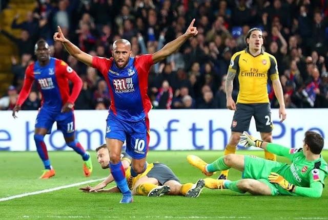 Crystal Palace 3x0 Arsenal: Uma noite de terror no sul de Londres