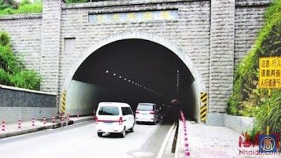 Túnel chinês muda relógios de quem passa por ele sem explicação