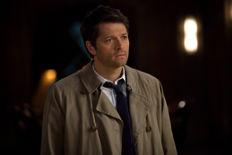 Recap/review of Supernatural 8x22 'Clip Show' by freshfromthe.com