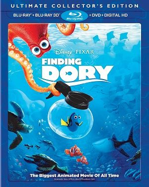 Finding Dory 2016 BRRip BluRay 720p 1080p