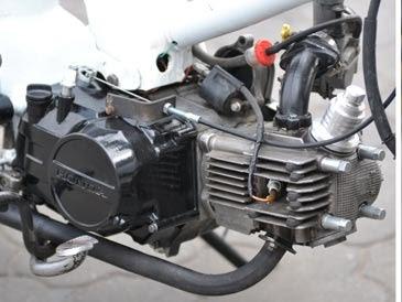 6 Metode Membersihkan Mesin Motor yang Benar