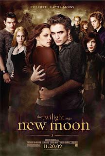 The Twilight Saga : New Moon (2009) แวมไพร์ ทไวไลท์ 2 : นิวมูน