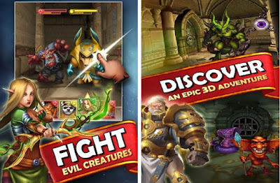 Dungeon Monsters RPG Mod Apk v2.3.163 (Mod Money + More)