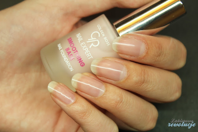 Golden Rose Smoothing Base Nail Foundation