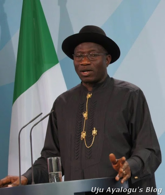 JUST IN: Read ex-President Goodluck Jonathan's powerful prayer for Nigeria at New Year