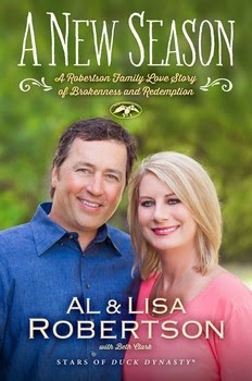 Review - A New Season by Al & Lisa Robertson