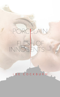 porcelain flesh of innocents, lee cockburn, book, the writing greyhound