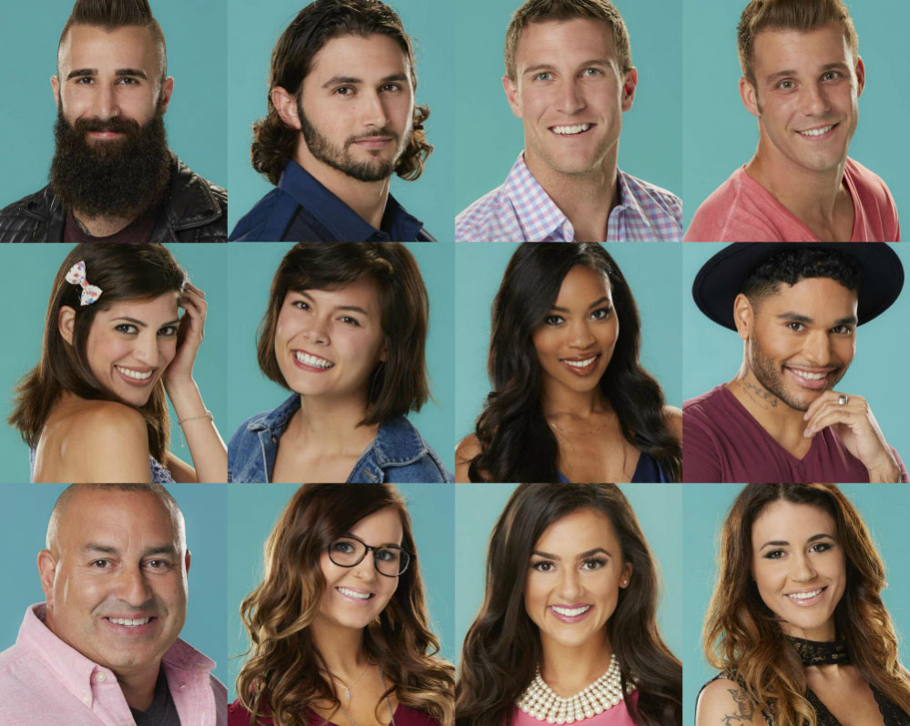 CBS Big Brother 18 houseguests BB18 pictures