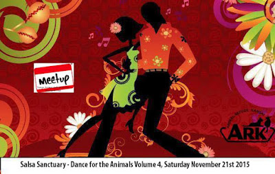 SALSA SANCTUARY - DANCE FOR THE ANIMALS VOL 4.