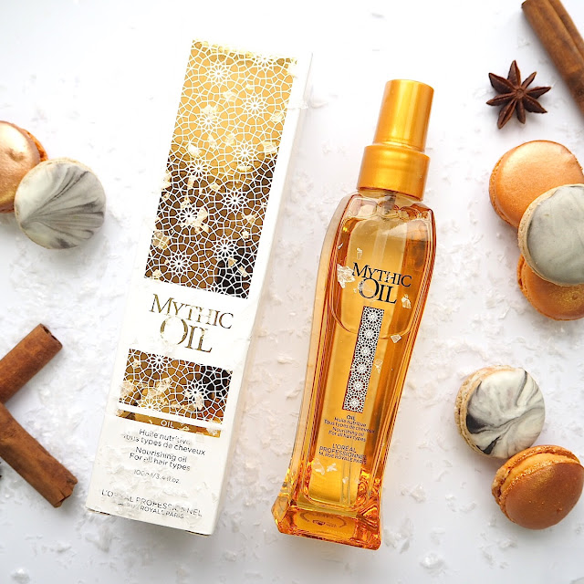 L'Oreal Professionnel Mythic Oil review